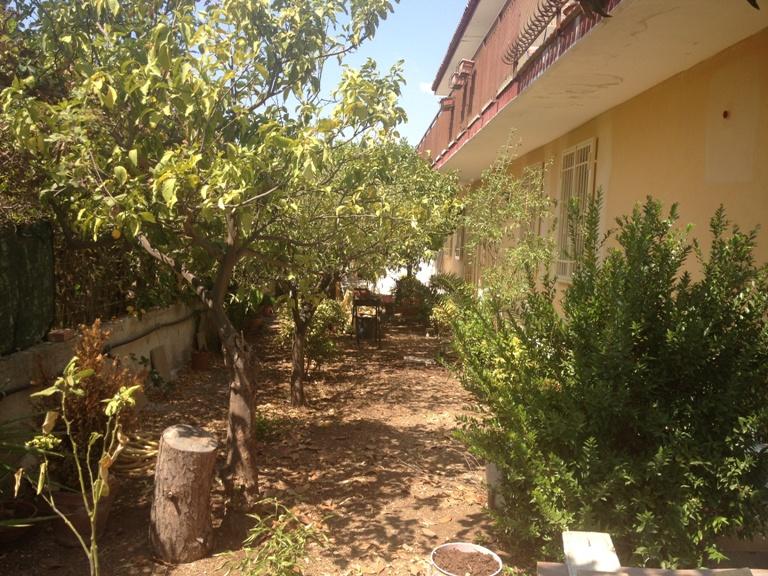 Appartamento in villa con giardino ed ingresso indipendente