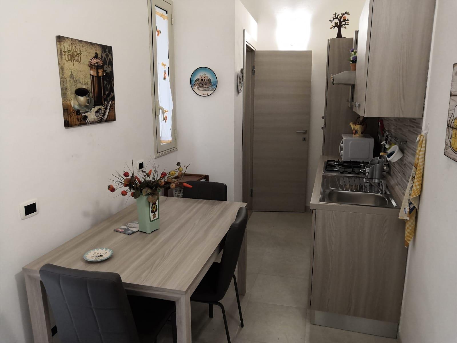 Appartamento arredato zona Borgata